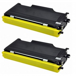 2 x BROTHER TN2000 COMPATIBLE